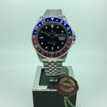 Rolex GMT-Master- Ref.  16700  - original Jubelee Band  - Full...