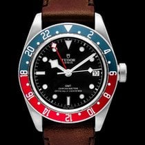 Tudor Black Bay GMT Steel 41mm Black United States of America, California, San Mateo