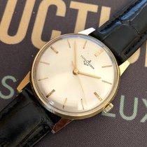 Ulysse Nardin Solid 18K / 750 Gold Mens Mechanical vintage...