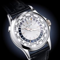 Patek Philippe World Time Ref. 5110 in 18K White Gold