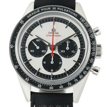 Omega Speedmaster Moonwatch Chronograph Pulsometer CK2998...