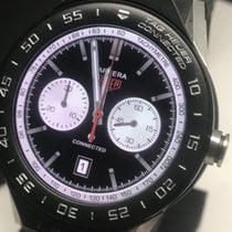 TAG Heuer Connected Modular 45 Titanium 45mm Smart Watch OS...