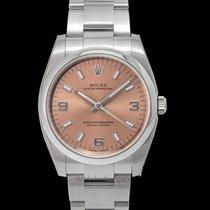 Rolex Oyster Perpetual 34 nuevo Reloj con estuche y documentos originales 114200