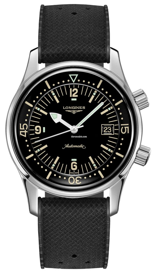 Longines Legend Diver óra árak  4921f2a568