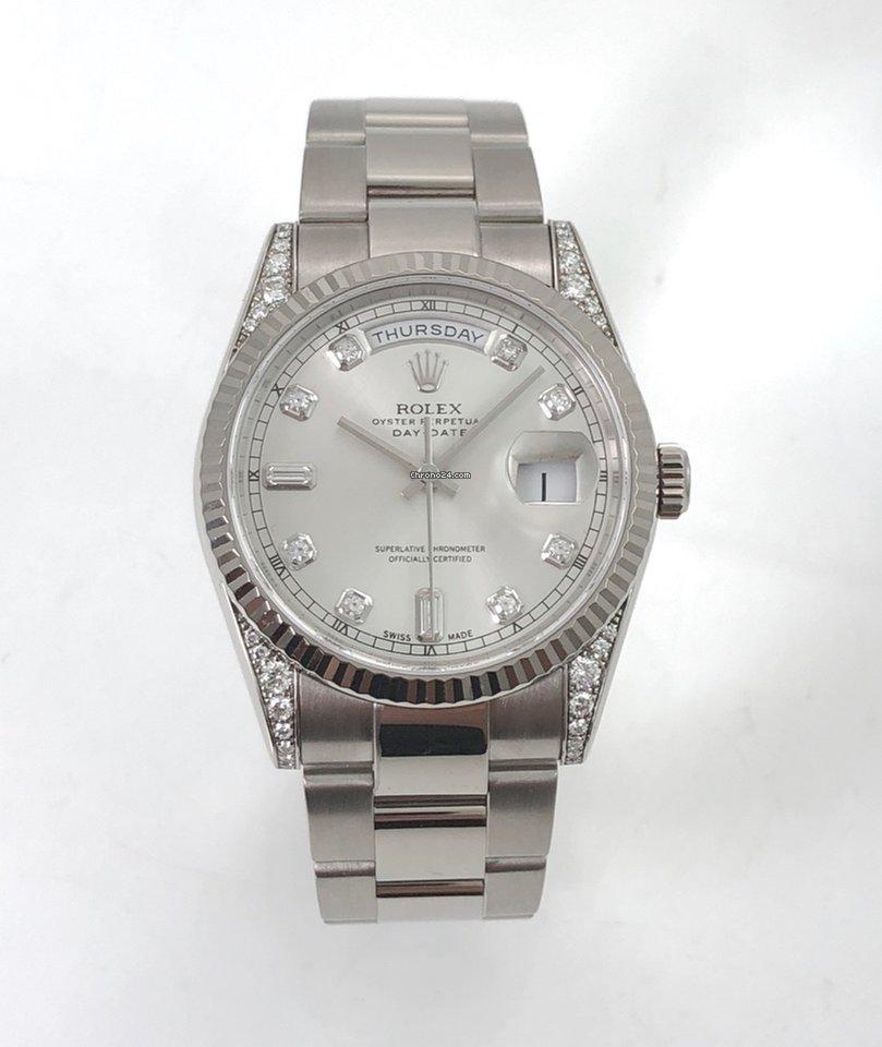 90a2f3dd05e Rolex Day-Date - Todos os preços de relógios Rolex Day-Date na Chrono24