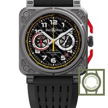 Bell & Ross BR 03-94 R.S.18 Automatic Chronograph 42 mm...