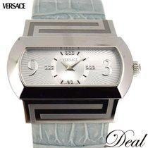 Versace ヴェルサーチ ヒッポドローム レディース 腕時計 11ポイントダイヤ