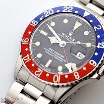 Rolex 1675 Stahl 1970 GMT-Master 40mm gebraucht Deutschland, München