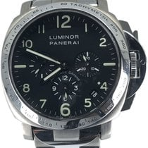 Panerai Luminor Chrono Titanium 40mm Arabic numerals