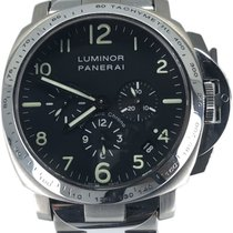 Panerai Luminor Chrono Titanium 40mm Black Arabic numerals United States of America, Florida, Naples