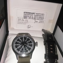 Steinhart 47mm Automatic 2006 pre-owned Black
