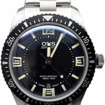 Oris Divers Sixty Five Steel 42mm Blue United States of America, Florida, Naples