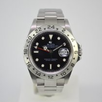 Rolex Explorer II tweedehands 40mm Staal
