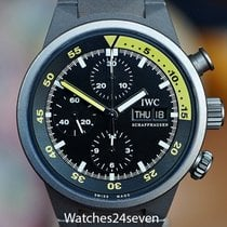 IWC Aquatimer Chronograph Titanium 42mm Black United States of America, Missouri, Chesterfield