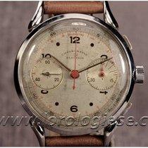 Election Chronograph 1930 gebraucht Silber