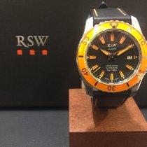 RSW Stål 42mm Automatisk 7245.8S.L1.18.00 ny