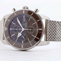Breitling Superocean Héritage II Chronographe Steel 46mm Bronze No numerals United Kingdom, Oxford