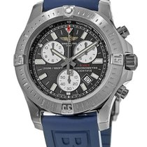 Breitling Colt Chronograph Steel No numerals United States of America, New York, Brooklyn