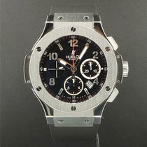 Hublot Steel 44mm Automatic 301.SX.130.RX pre-owned United States of America, New York, New York