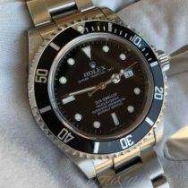 Rolex Sea-Dweller 4000 Steel 40mm Black No numerals United States of America, Texas, Frisco