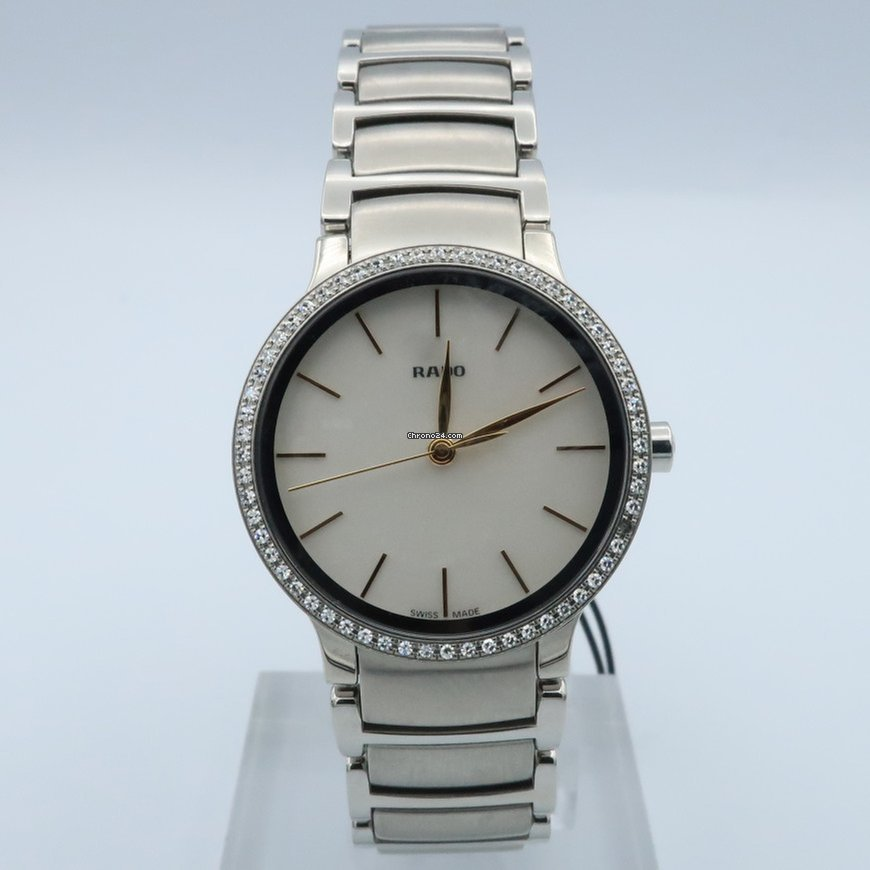 a9242d7ad Rado Centrix Women's Watch for $924 for sale from a Trusted Seller on  Chrono24