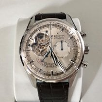 Zenith El Primero Chronomaster new 2019 Automatic Chronograph Watch with original box and original papers 03.2080.4021/01.c494