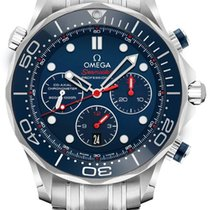 Omega 21230445003001 Steel Seamaster Diver 300 M 44mm new United States of America, California, Moorpark