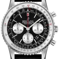 Breitling Steel Automatic Black 46mm new Navitimer 01 (46 MM)