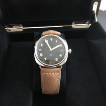 Panerai Radiomir 3 Days 47mm Steel 47mm Black Roman numerals United Kingdom, Falkirk