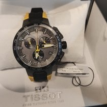 Tissot T-Race Cycling Steel Grey
