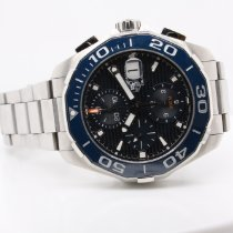 TAG Heuer Aquaracer 300M Steel 43mm Blue No numerals United States of America, Pennsylvania, Uniontown