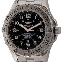 Breitling Superocean A1736006/B909 2007 pre-owned