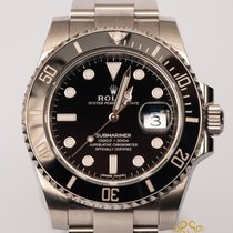 Rolex Submariner Date 40mm Чёрный