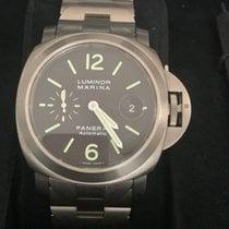 Panerai Luminor Marina Automatic neu 2014 Automatik Uhr mit Original-Box und Original-Papieren PAM 00279
