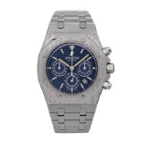 Audemars Piguet 25869ST.OO.1110ST.04 Steel 2009 40mm pre-owned United States of America, New York, New York