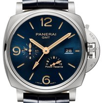Panerai Luminor Due Titan Albastru