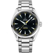 Omega 231.10.42.21.01.002 Steel Seamaster Aqua Terra 41.5mm new