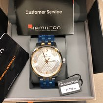 Hamilton Jazzmaster Viewmatic Steel 44mm Silver Arabic numerals United States of America, Washington, Seattle
