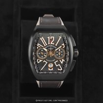 Franck Muller Vanguard Steel 44mm Grey United States of America, New York, Airmont