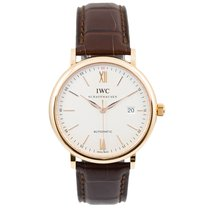 IWC Portofino Automatic IW356504 New Rose gold 40mm Automatic