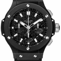 Hublot Big Bang 44 mm Ceramic Black United States of America, New York, Brooklyn