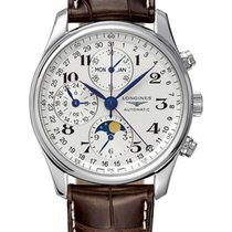Longines L2.773.4.78.3 L27734783 Steel 2021 Master Collection 42mm new United States of America, New York, Airmont