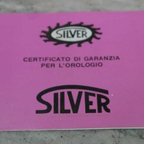 silver vintage warranty booklet blank newoldstock