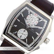 IWC Da Vinci Chronograph Stahl IW3764-03