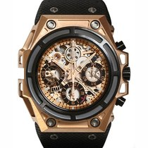 Linde Werdelin Spidospeed Gold 46 Automatic Chronograph L.E.