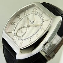 Van Der Bauwede 40mm Manual winding pre-owned Silver