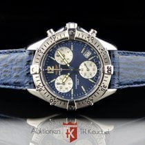 Breitling Colt Chronograph Stahl Haifisch Ref. A53035