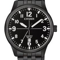 Citizen Bi1055 52e Men 39 S Black Ip Stainless Steel