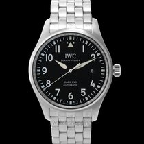 IWC Pilot Mark Steel 40.00mm Grey United States of America, California, San Mateo