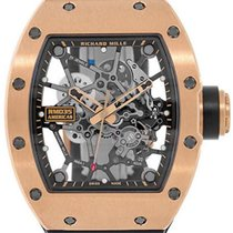 Richard Mille RM-035 Rose gold RM 035 48mm pre-owned